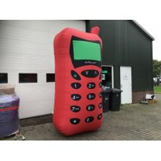 Opblaasbare Telefoon 4,5 meter