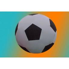 Opblaasbare mega voetbal 6 meter