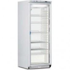 koelkast met glazen deur