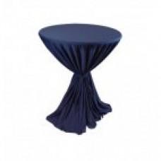 statafelrok blauw ( inclusief wassen)